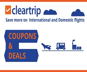 Fly anywhere. Fly everywhere with cleartrip